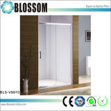 Hangzhou Factory Direct Sliding Glass Shower Doors con Toughened Safety Glass