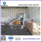 Automatische het In balen verpakken van het Document Machine van Hellobaler Hfa10-15