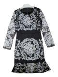 Fasion Dame-stilvolles Partei-Abend-Kleid
