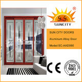 As portas de alumínio da venda quente modelam (SC-AAD075)