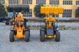 よい構築機械装置のヒュンダイの車輪のローダー