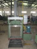 Einzelne schurartige Plastikmaschine, Gummiausschnitt-Maschine