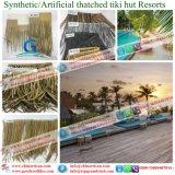 Thatching Seehaus Thatched Häuschen, künstliche synthetische Thatch-Dach-Fliesen