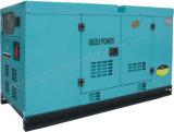40kw/50kVA Quanchai Geluiddichte Diesel Genset met Certificatie Ce/Soncap/CIQ