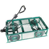 Removable Folding Sides (TC1804A)를 가진 Quality 높은 Steel Meshed 정원 Cart