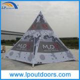 屋外の習慣のロゴの印刷のおおいのテントの星の陰