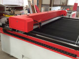 máquina de estaca 1300X2500mm do laser 150W
