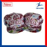 Neue Art preiswerte Form gestrickte Pintting Hüte und Schutzkappen