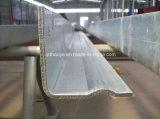 Barra di angolo galvanizzata tuffata calda tagliata perfezione dell'architrave di angolo (QDAL-001)