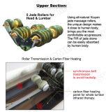 Eléctrica de Cuerpo Entero Jade térmica de madera cama de masaje