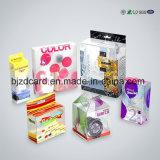 피부 관리 고정되는 포장을%s 최고 급료 선물 PVC 플레스틱 포장 상자 Foldable 상자