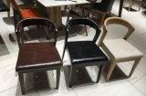 椅子の現代食事の椅子のコンピュータの椅子(M-X2025)を食事する灰の純木