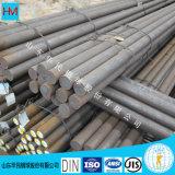 40mm --barra rotonda d'acciaio 45HRC di 140mm ---55HRC ISO9001 con il trattamento termico