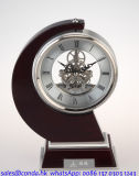 Relógio de presente de mesa de luxo K3045A com movimento esqueleto