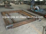 Tôle d'acier inoxydable de prix bas estampant des pièces de partie/acier inoxydable avec la soudure