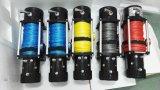 guincho off-Road 12000lbs da recuperação 4X4 com corda sintética colorida