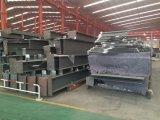Atelier de structure métallique de modèle de coût bas de la Chine (ZY386)
