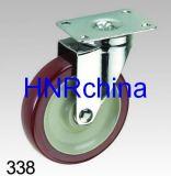 Première chasse d'émerillon de roue de PVC de cramoisi de plaque