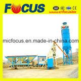 Planta de procesamiento por lotes por lotes concreta de levantamiento de la tolva de las buenas condiciones 25m3/H para la venta