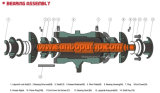 Pompe de transfert de minéraux / Pompe d'appoint / Pompe à charbon à la creme de charbon