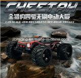 1: 10 que la escala 4WD eléctrico impermeabiliza el carro de monstruo (canal 2) - alistan para ejecutarse