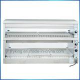 Étalage de luxe de réchauffeur d'étalage pour Kfc