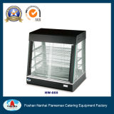 Hw-350 CE RoHS Food Display Showcase con Dry Heating