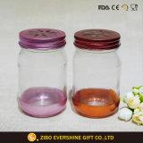 435ml löschen Glasmaurer-Glas mit farbiger Flasche und Kappen