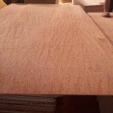 Madera contrachapada de la alta calidad del grado E0 para los muebles