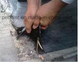 L'individu collant a adhéré le matériau de membrane de bitume pour l'imperméabilisation