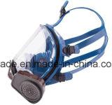 太字のガスマスクの覆面部のマスクのスプレー式塗料