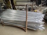 Baumaterial-Gestell-Doppelt-Strichleiter-Rahmen-System