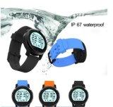 La montre-bracelet intelligente Smartwatch IP67 de la montre F68 imperméabilisent le Pedometer de moniteur du rythme cardiaque