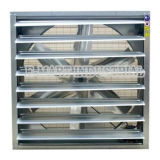 Ventilateur d'extraction en acier en plastique de 380V de la lame Diameter23 ''
