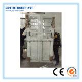 Porte en aluminium de tissu pour rideaux de Roomeye avec le type moderne de nouveau produit en verre 2017 d'obturateur
