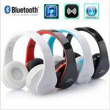 Trasduttore auricolare senza fili delle cuffie di stereotipia Nx-8252 Bluetooth di sport pieghevoli