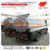 Caminhão de petroleiro do combustível da boa qualidade feito em China
