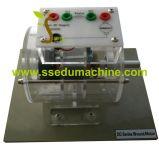AC Motor die de ModelApparatuur van de Manifestatie van de Apparatuur van het Onderwijs van de Motor van gelijkstroom onderwijzen
