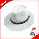 Бумажный шлем Панамы шлема шлема сторновки сплетенный бумажный