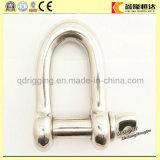 G-2150 Uはステンレス鋼の手錠の索具を拘束する