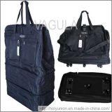 """[فغلا] 36 """" تقدّم يدحرج [دوفّل بغ] غزال حقيبة حقيبة قابل للتوسيع"""
