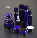 De Kruik van de room en de AcrylFles van de Fles van de Lotion (NST09)