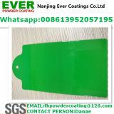 Poudre Ral6037 enduisant la peinture thermodurcissable de poudre