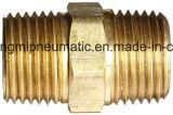 Metallmessingrohrfitting, Kupplung, NPT-Weibchen