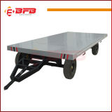 Low Bed Flatbed Towing Car Transporter Trailer Supply