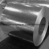 Bobina de aço galvanizada exata da lantejoula zero de Dx53D Z100,