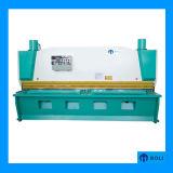 Cisaillement hydraulique de massicot de commande numérique par ordinateur de série de HS8k (machine de tonte)