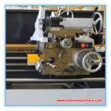 Tornio orizzontale del metallo di precisione della macchina del tornio della base di spacco (CS6250B CS6250C)