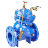 Válvula de flotador (teledirigida) hidráulica
