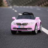 O passeio 2015 licenciado o mais novo no brinquedo do carro, carro do brinquedo do bebê da bateria 12V (OKM-775)